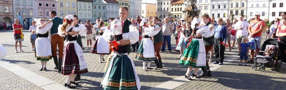 Soubor lidových písní a tanců Furiant České Budějovice